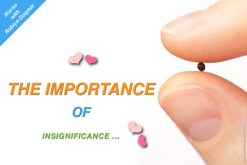 20180421e22 ik importancia da insignificancia ING