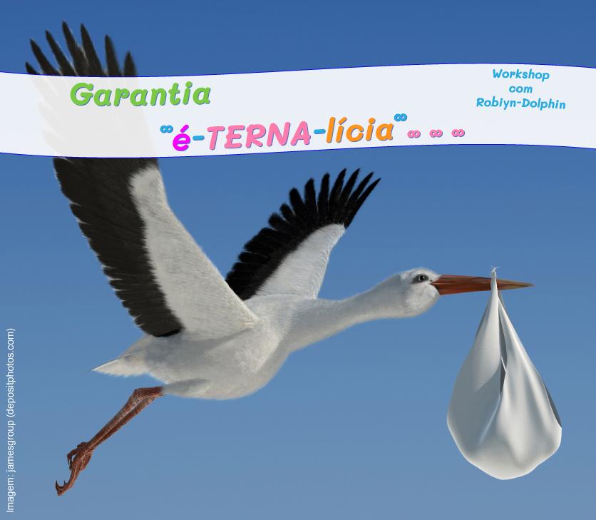 Garantia 'é-TERNA-lícia' ∞ ∞ ∞
